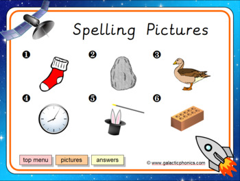 The 'ck' Phonics PowerPoint