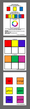 The colour game