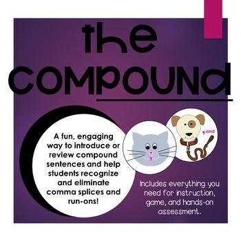 The comPOUND: Teaching Compound Sentences