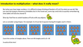 Multiplication Tips & Tricks