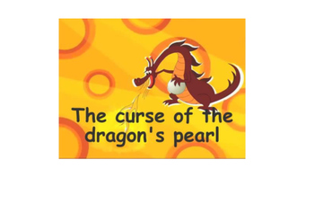The curse of the dragon's pearl
