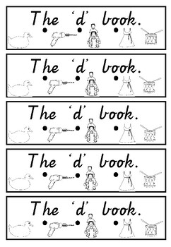 The d book