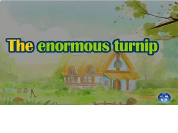 The enormous turnip recall, writing prompts