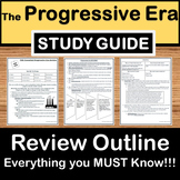 The essential Texas US History STAAR Prep - The Progressiv