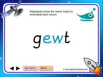 The 'ew' PowerPoint