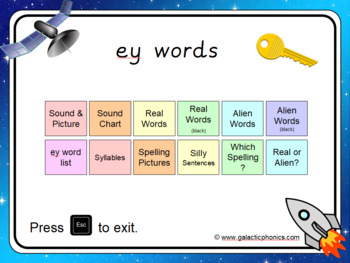 The 'ey' PowerPoint