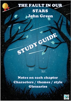'The fault in our stars' by John Green Study Guide