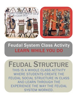 The feudal Social Structure in Medieval Society - whole cl