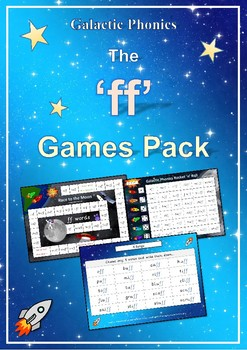 The 'ff' Games Pack