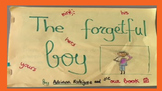 "ESL Possessive Adjectives  ""The forgetful boy"""