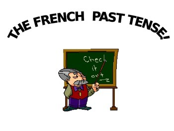 The french past tense !