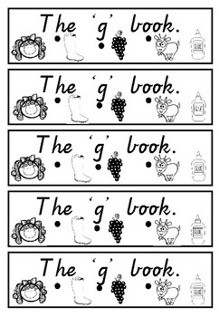 The g book