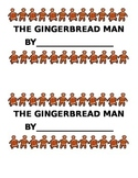 The gingerbread emergent reader