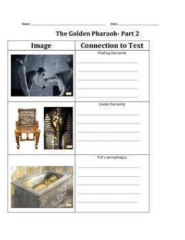 The golden pharaoh