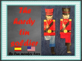 The hardy tin soldier. Craftivity