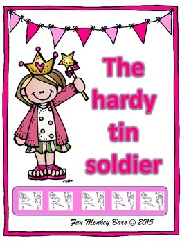 The hardy tin soldier. Freebie
