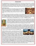 The history of Easter - Reading Comprehension and Vocabula