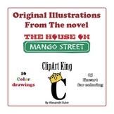 The house on Mango Street - Illustration