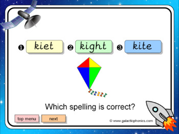 The i-e (split digraph) PowerPoint