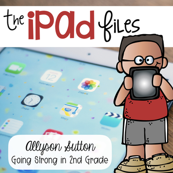 The iPad Files - Rules, Contract, Certificate, and Numbered iPad Backgrounds