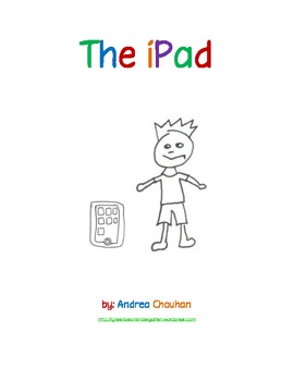 "The iPad ""Little Reader"" book"