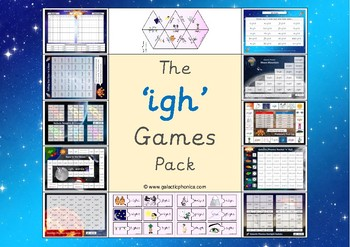 The 'igh' Games Pack