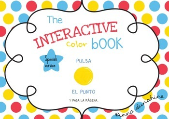 The interactive color book (Spanish version)