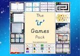 The 'ir' Phonics Games Pack