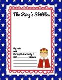 The kings skittles/m&m's