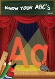 The letter Aa, phonics and writing pack NO PREP (Know your