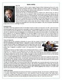 The life and work of Stephen Hawking - Reading Comprehensi