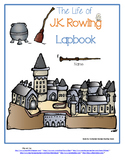 The life of J.K. Rowling Lapbook