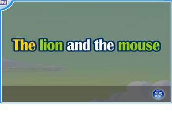 The lion and the mouse recall, writing prompts