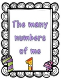 The many numbers of me
