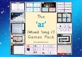 The mixed 'aɪ' (long i) Phonics Games Pack