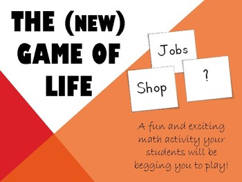 The (new) Game of LIFE
