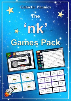 The 'nk' Games Pack