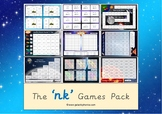 The 'nk' Phonics Games Pack