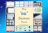 The 'oa' Games Pack