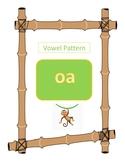 The oa Vowel Combination