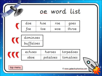 The 'oe' PowerPoint