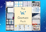The 'oi' Phonics Games Pack