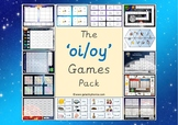 The 'oi/oy' Phonics Games Pack