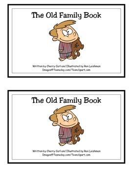 The old Family Book: Guided Reader (-old family)
