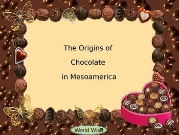 The origins of chocolate in Mesoamerica