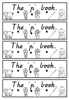 The p book