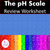 The pH Scale Review Worksheet