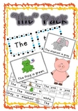 """The"" pack- high frquency words, commonly used words, oxfo"