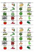 The parts of plants we eat