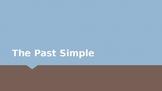 The past simple - presentation